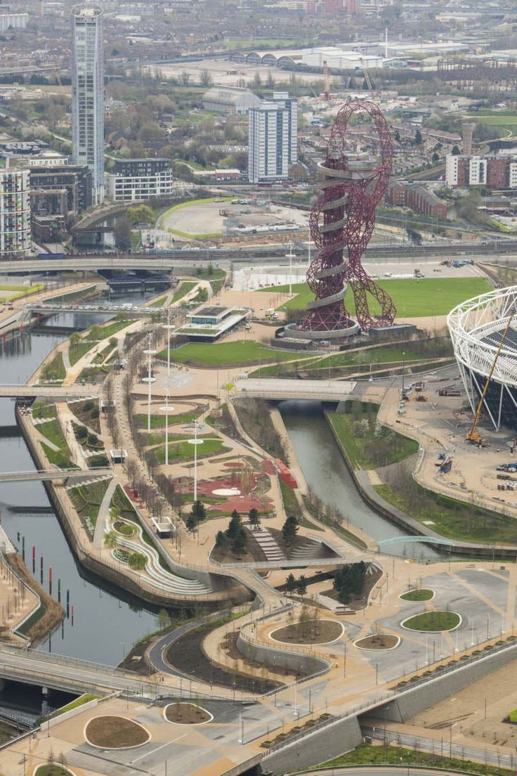 Queen Elizabeth Olympic Park wins the 2015 Mipim Awards