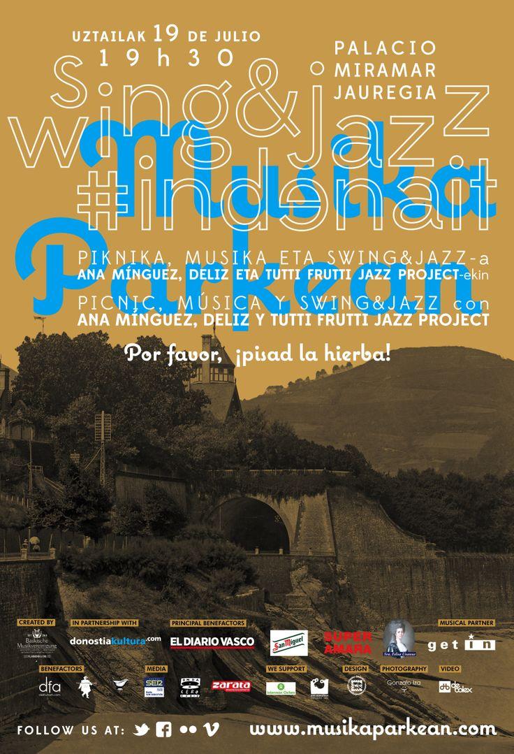 Musika Parkean XIX - 19.07.2013, Palacio Miramar jauregia