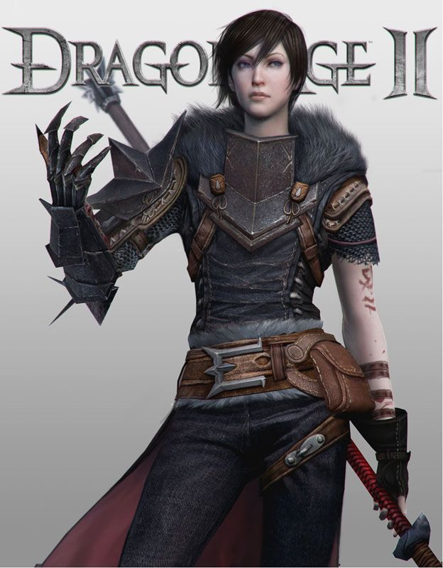 (3/14) Dragon Age II: Started third playthrough as a female mage. No matter the perspective you choose, this game is always mind blowing seeing the depth of the characters.