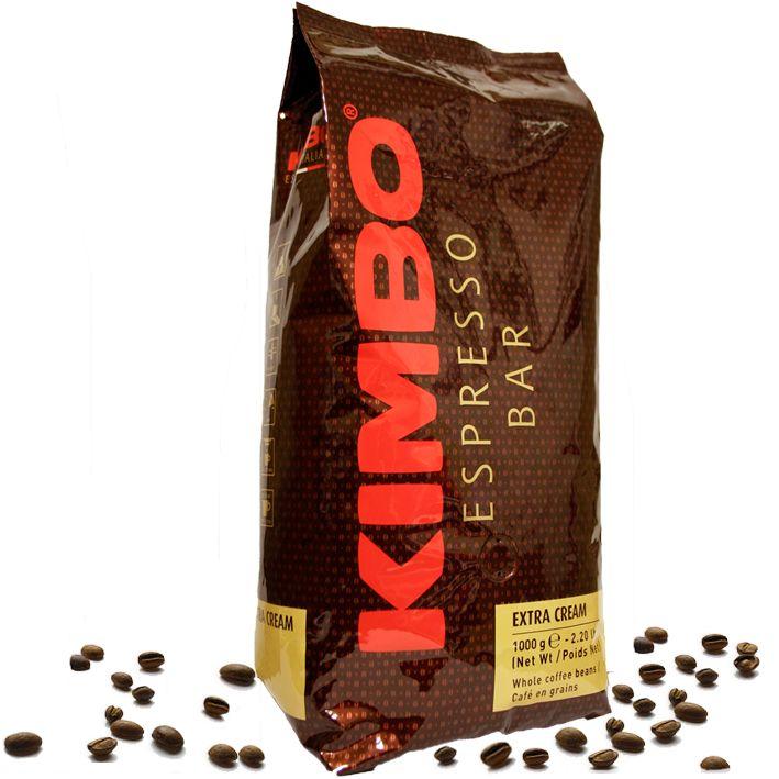 Kimbo Extra Cream Kaffee Espresso 1kg Bohnen