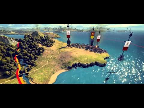 Total War: ROME II -- Find a Way Trailer- US - YouTube