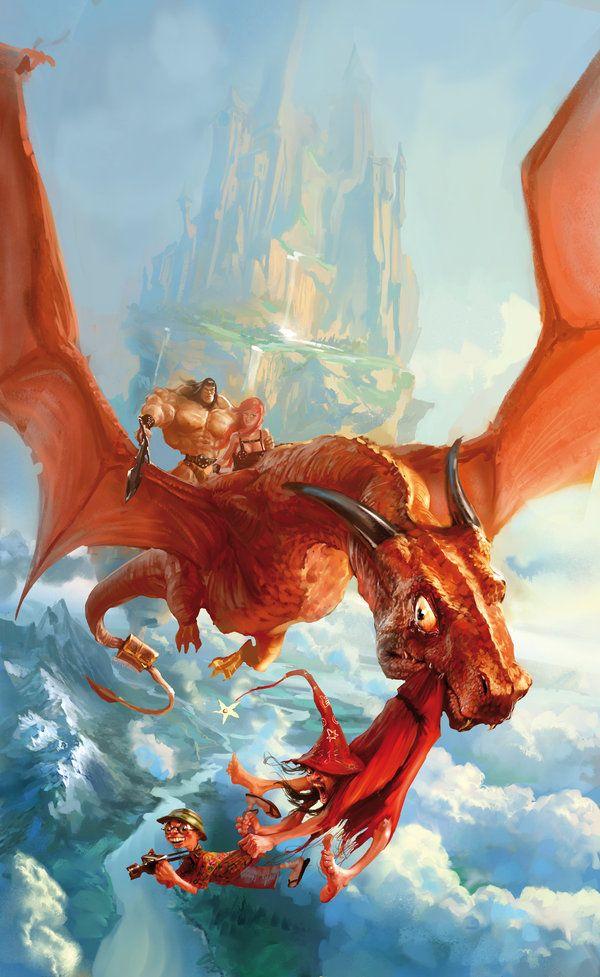 Discworld Poster Art 02