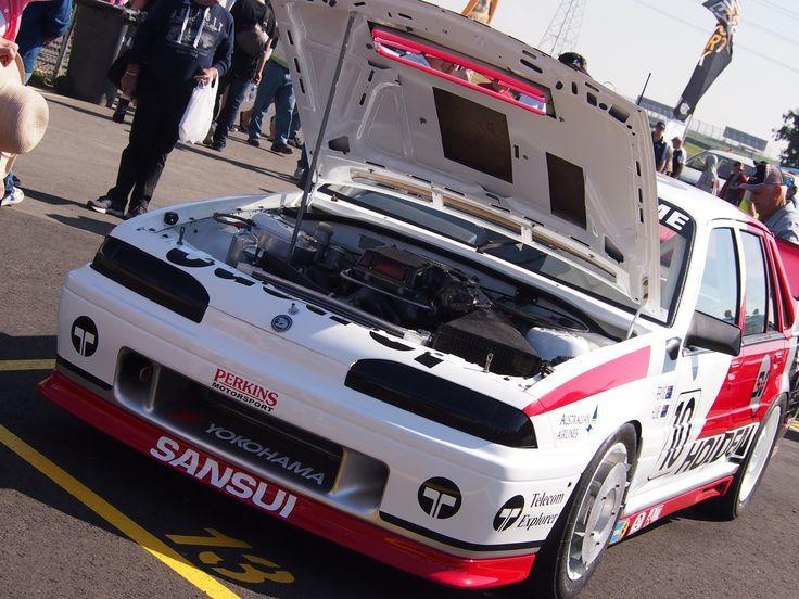 Walkinshaw VL Commodore Group A SV - 1988 Bathurst - Perkins/Hulme - MCM 2013