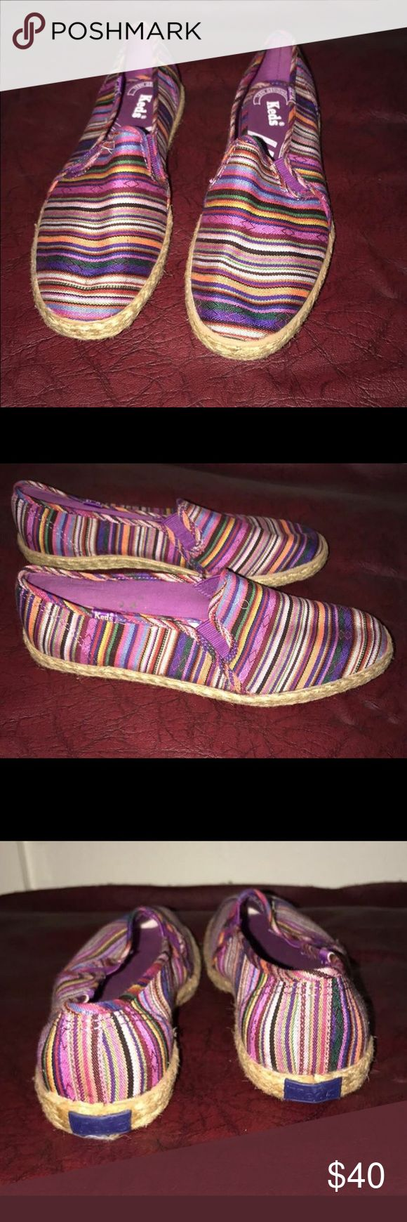KEDS Slip Ons New never used! Keds Shoes Wedges