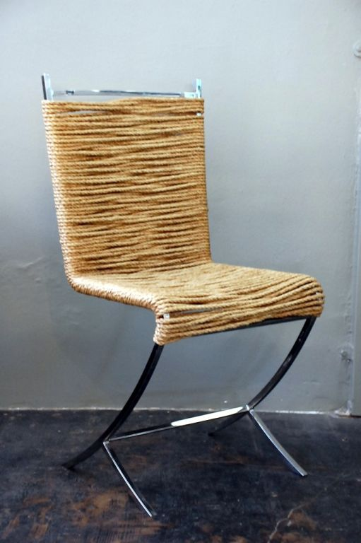 20 best images about furniture pierre cardin on pinterest brass triangles and vases - Chaise cobra studio pierre cardin ...