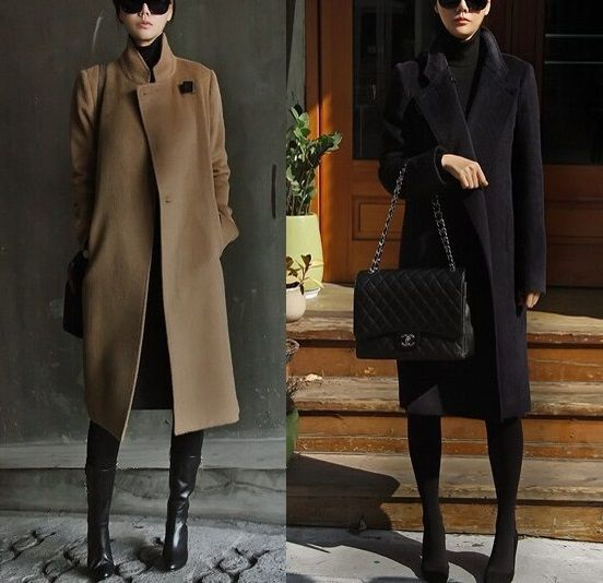 Cheap coated canvas, Buy Quality coat womens directly from China coated chicken Suppliers: Long Wool Coat For Women100% Cashmere ImitationColor: Camel and Black