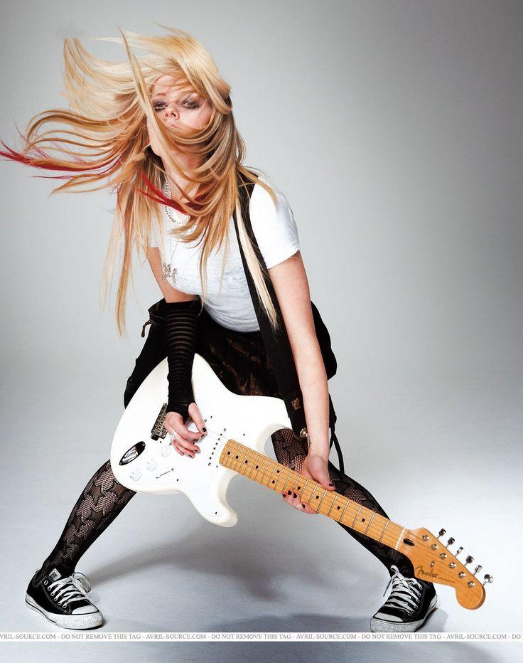 Avril Lavigne - Sexy Rockstar