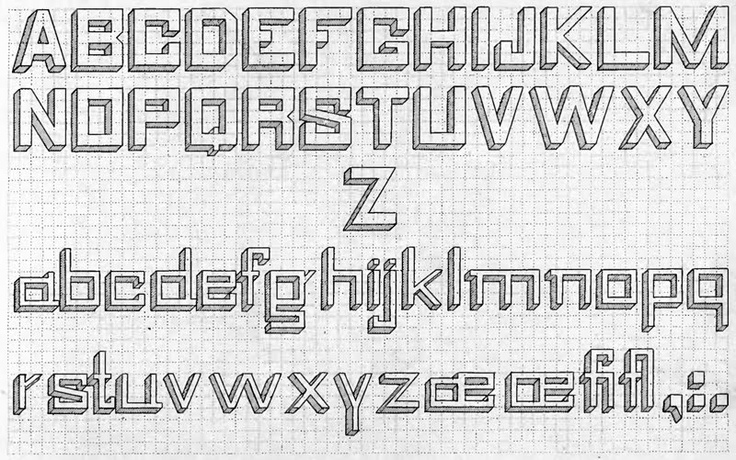 totally napoleon dynamite   grid lettering