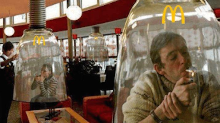 Colorado McDonald's Offers First Marijuana Friendly Smoking Section - http://eradaily.com/colorado-mcdonalds-offers-first-marijuana-friendly-smoking-section/