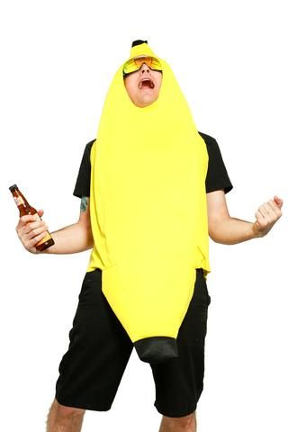 The Banana Men's Halloween Costume - Easy Halloween Costumes at Shinesty.com