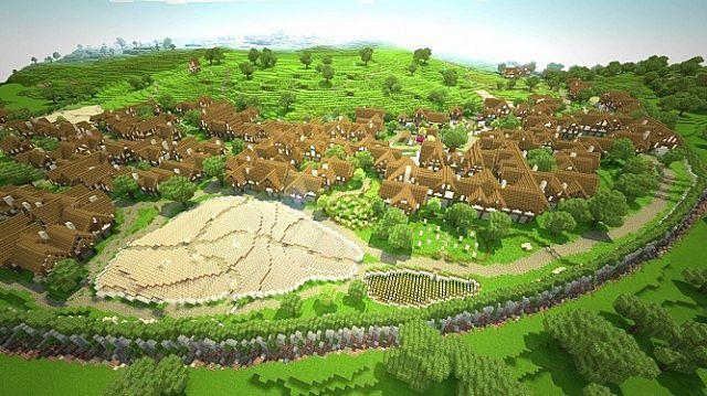 MINECRAFT MIDDLE EARTH Minecraft Server