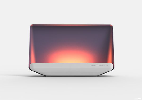 Sunset Candlestick V2 / 14 on Behance