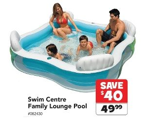 Swim Centre Family Lounge Pool Fun For Kids Pinterest