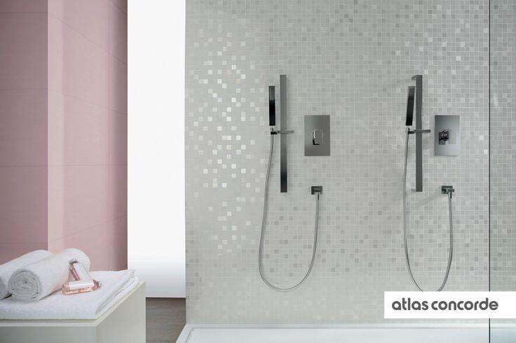 #ADORE moon   #Mosaic   #AtlasConcorde   #Tiles   #Ceramic