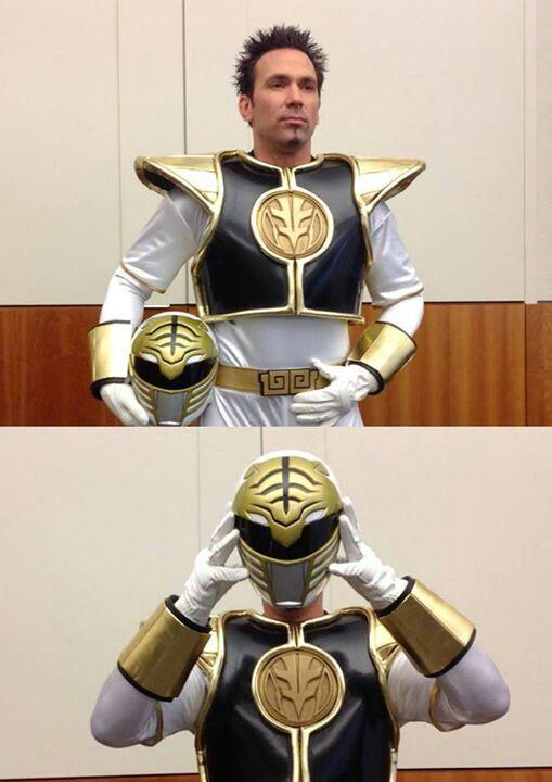 Jason David Frank - White Power Ranger