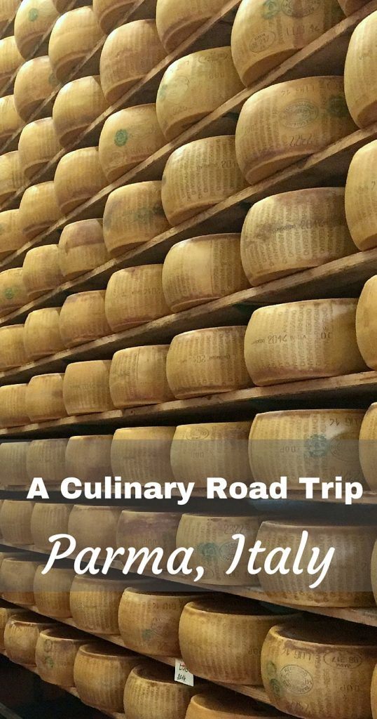 A Gastronomy Road Trip in Parma, Italy. From lovingly cured meats to slow aged cheese and wine, if you are a food lover this is the place for you. In the Emilia-Romagna region of Italy - known as a culinary paradise. Click to read more @venturists