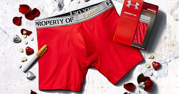 """Property of ______________"" underwear for him Vday gift"
