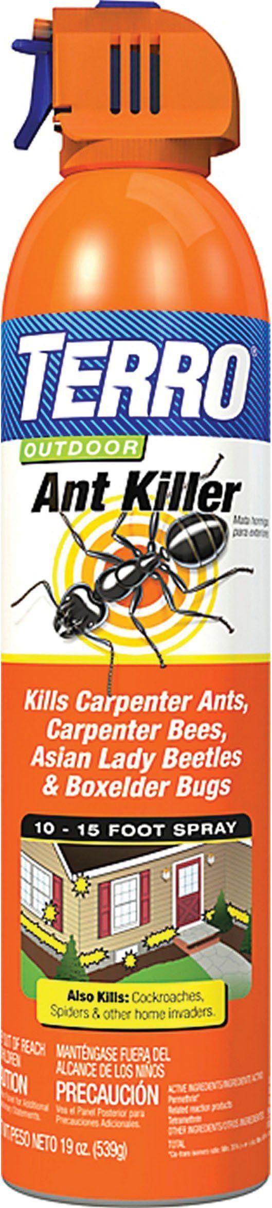 Senoret-Terro Outdoor Ant Killer Aerosol Spray 19 Ounce