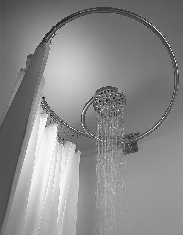 Pluviae, shower head for Rapsel, 2001-02