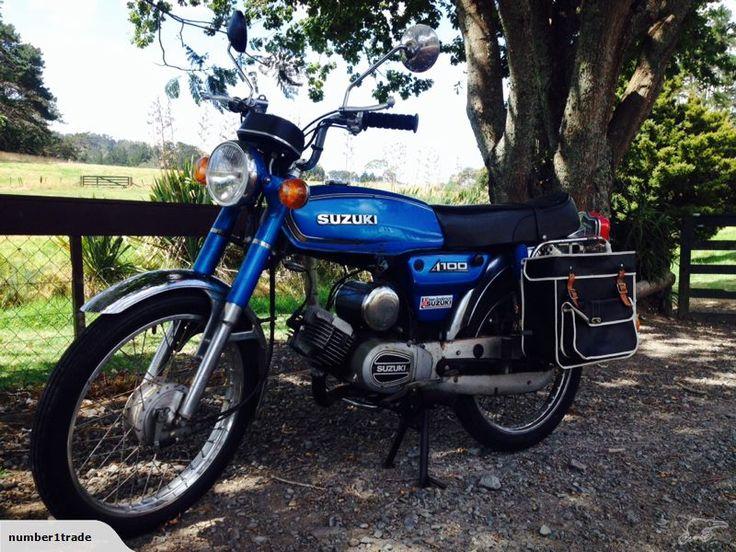 Suzuki A100 1980 | Trade Me