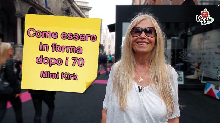 Come essere in forma dopo i 70? Ecco, come promesso, per voi l'intervista con Mimi Kirk, leggendaria crudista americana. Clicca e condividi il VIDEO: http://veggiechannel.com/video/personaggi-famosi-mondo-vegan/come-essere-in-forma-dopo-i-70-mimi-kirk