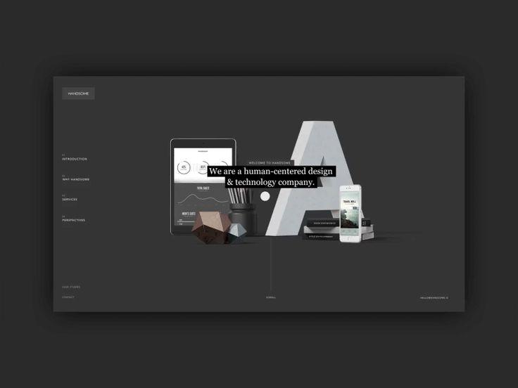 Wonderful UI Design By Brandon Termini - UltraLinx