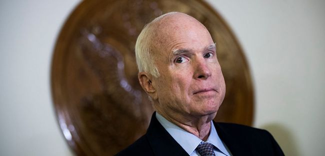 What Did You Know and When Did You Know It, Senator McCain? | The Rush Limbaugh Show