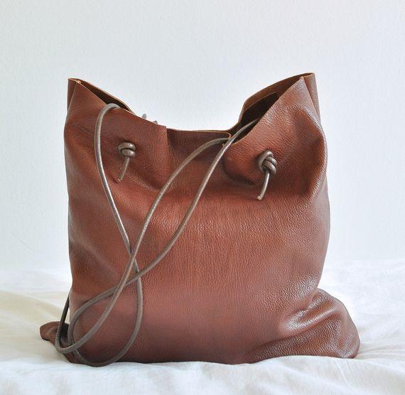 Как сшить сумку из кожи своими руками: подробный мастер-класс с выкройками
