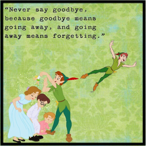 Saying Goodbye To Mom Quotes: Never Say Goodbye