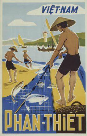 2066071: Poster. NGUYEN-VAN-TRUNG. PHAN-THIET / VIETNAM : Lot 2066071
