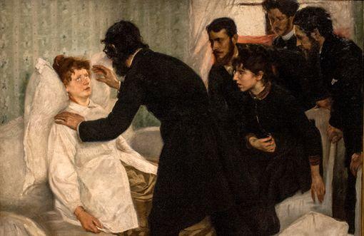 Emmision Hypnose - France Culture - Séance d'hypnose, par Richard Bergh, 1887
