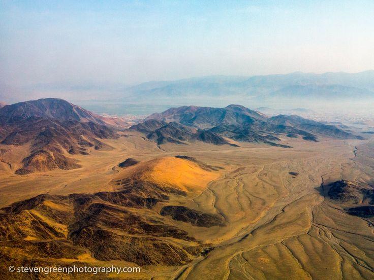 Bright Spot in the Desert