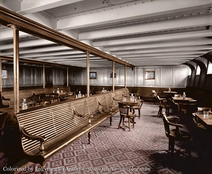Titanic 3rd class