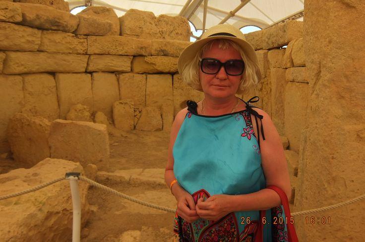 Мальта. Среди древних развалин (тех, что древнее пирамид).