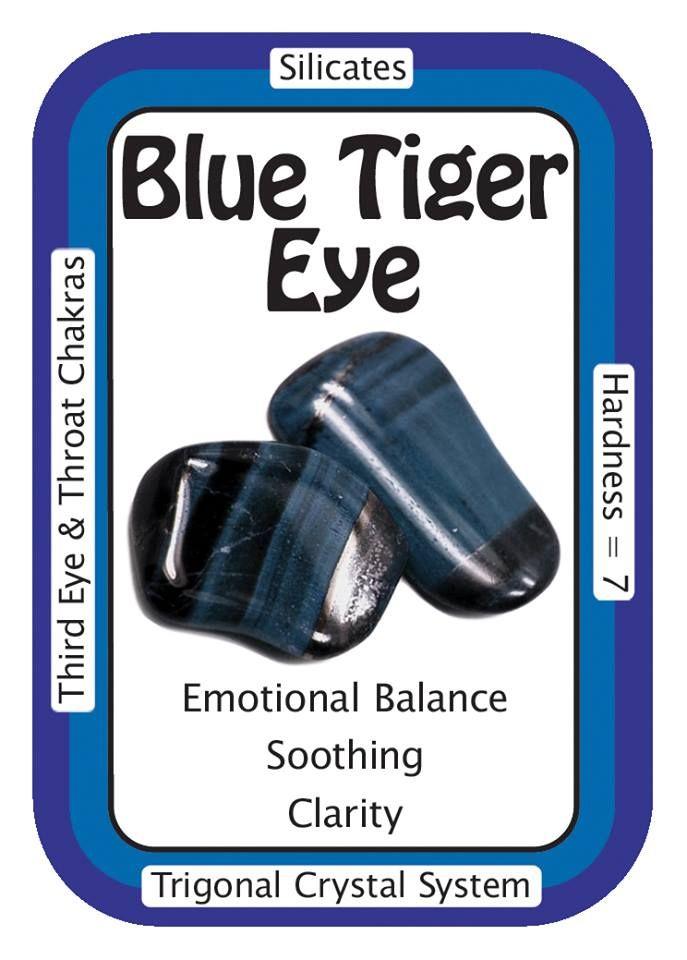 Blue Tiger Eye