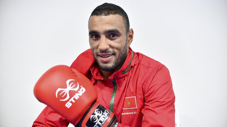 Brazilian police have arrested a Moroccan boxer over claims he sexually assaulted two waitresses in the Olympic Village.