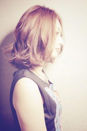 海外セレブ風『ロブ』ヘア | AFLOAT JAPANのヘアスタイル - アフロートジャパン 【銀座の美容室】 | 関東・銀座の美容室 | Rasysa(らしさ)
