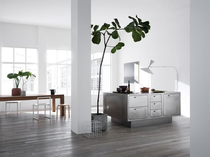 Dreams kitchen sometimes comes true!  Stainless Ego kitchen by Abimis.  #Abimis #kitchen #design #lovededsign #architechture #archilovers #inspiration #mood #styling #style