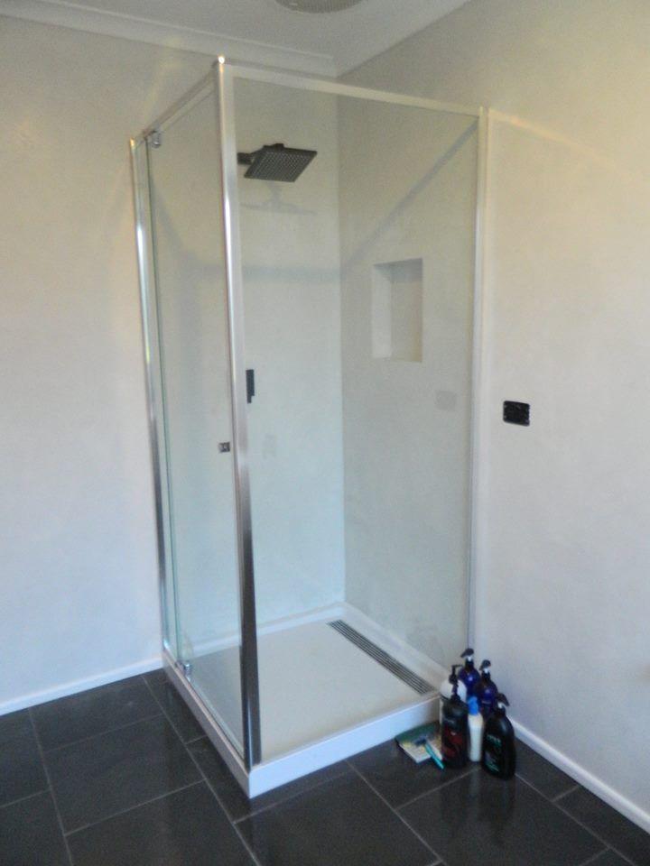 1000 ideas about polished plaster on pinterest for Venetian plaster bathroom ideas