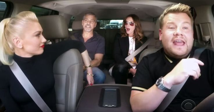 Everyone loves comedian and Late Late Show host James Corden's comical cruises around town with a guest as part of his Carpool Karaoke segment.