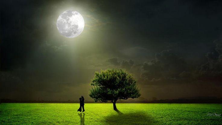 Imagini pentru luna plina desktop