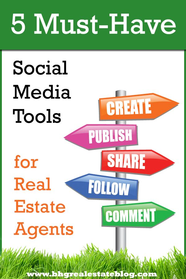 #realestate 5 Must-Have Social Media Tools for Real Estate Agents http://www.stevengalindo.com/