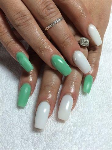 Mint Nails