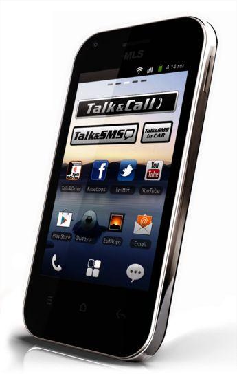 MLS iQ Talk Crystal https://anamo.eu/el/p/YpLM46zK1114hQ6 MLS MLS iQ Talk Crystal, Του μιλάς. Καταλαβαίνει. Γράφει μήνυμα. Ακόμη γράφεις τα μηνύματα σου; Με το Talk&SMS ξεχνάς τη χρονοβόρα πληκτρολόγηση. Απλά πατάς το κουμπί Talk&SMS, λες το ό...