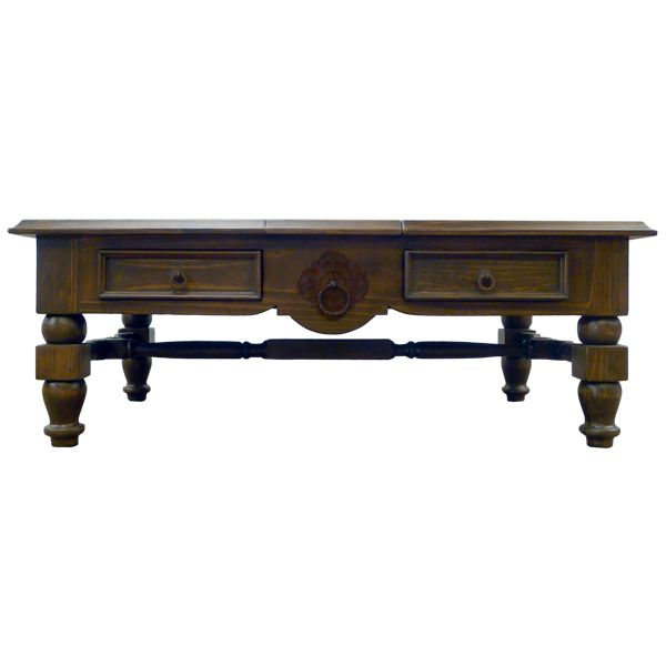 La Maja Coffee Table Spanish Colonial Living Room Spanish Colonial Coffee Tables Spanish