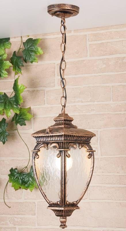 Уличный подвесной светильник Elektrostandard Andromeda H (GLYF-8024H) 4690389042737 — купить в интернет-магазине ВамСвет
