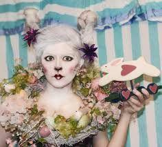 make-up rabbit Lieve