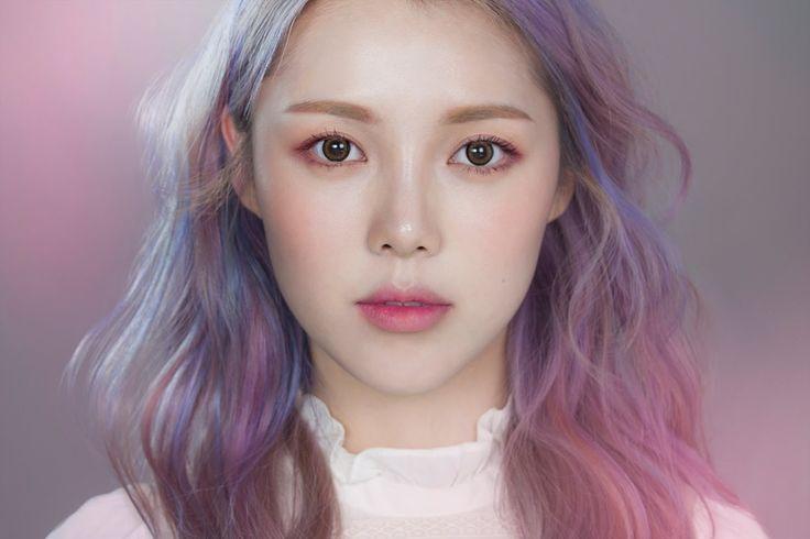 Dreamy Spring Makeup (With subs) 몽환봄메이크업