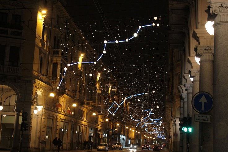 Torino. Luci d'Artista