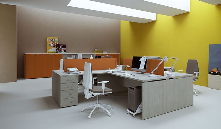 ZERO working office desk by Prof Office